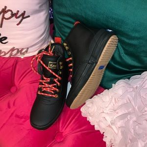 Brand New Keds Scout Boot II Matte Twill WX